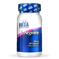 L-arginine 500mg - 100 caps