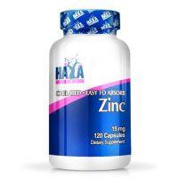 Zinc 15mg - 120 caps