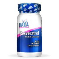 Resveratrol 40mg - 60 tabs