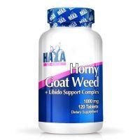Horny goat weed 1000mg - 120 tabs Haya Labs - 1