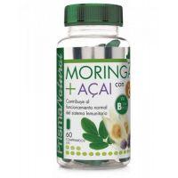 Moringa + acai - 60 tablets