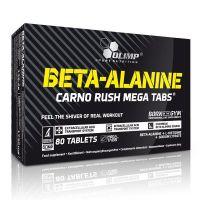 Beta Alanine Carno Rush 80 Mtabs [Olimp]