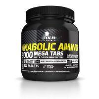 Anabolic Amino 9000 - 300 Tabletten