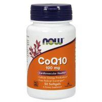 Coq10 100mg - 50 softgels