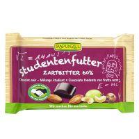 60% black chocolate snack with nuts rapunzel - 100g Biocop - 1