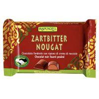 Black chocolate snack with truffle rapunzel - 100g