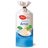 Rice pancakes bio - 100 g