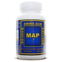 MAP Aminosäuren 1000 mg - 120 Kapseln