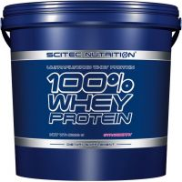100% Whey Protein 5Kg SCITEC