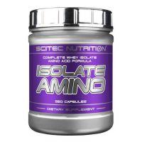 Isolate Amino - 500 Kapseln Scitec Nutrition - 1