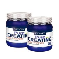2 x 1 Pure Creatine 500 g