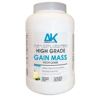 Gain mass - 2.5 kg