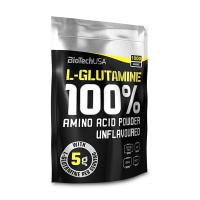 100% l-glutamine - 1000g Biotech USA - 1
