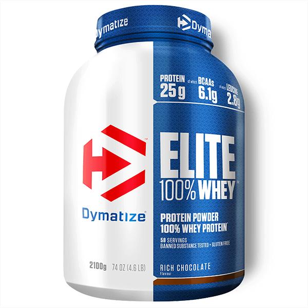 Elite Whey Protein - 5 Lb (2,27 kg)