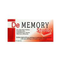De memory studio - 30 capsules