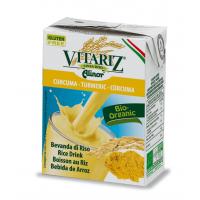 Rice drink with turmeric - 200ml Biocop - 1