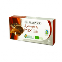 Mix (shitake,reishi,maitake) - 30 capsules