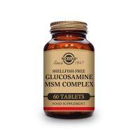 Glucosamine msm complex - 60 tablets Solgar - 1