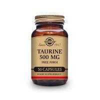 Taurine 500mg - 50 capsules