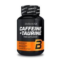 Caffeine + taurine - 60 caps