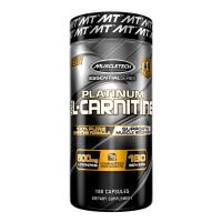 Platinum 100% Carnitin - 180 Kapseln
