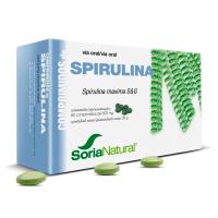 Spirulina - 60 tablets