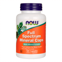 Full Spectrum Minerals - 120 Kapseln