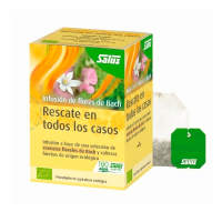Rescue in all cases bach flower infusion bio - 15 sachets