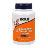 Glucosamin und Chondroitin mit MSM - 90 caps