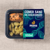 Salmon with potato gnocchi ManaFoods - 1