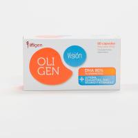 Oligen vision dha 80% - 60 capsules Ifigen - 1