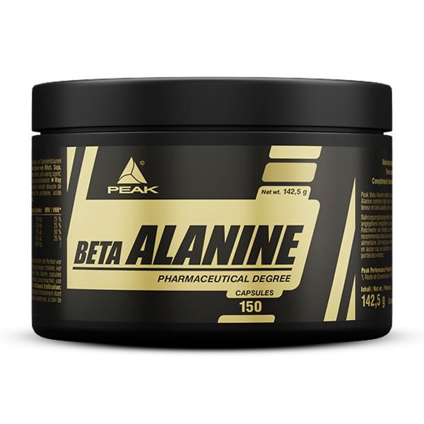 Beta alanine - 150 capsules Peak - 1