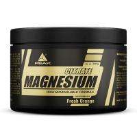 Magnesium citrate - 240g Peak - 1