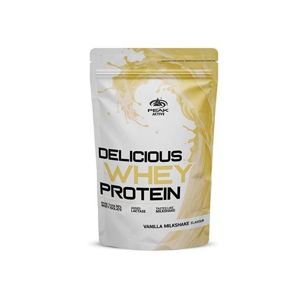Delicious whey protein - 1kg Peak - 1