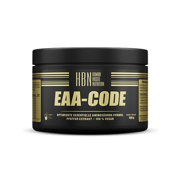 Hbn - eaa code - 200 capsules Peak - 1