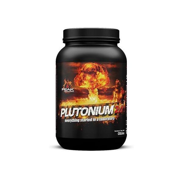 Plutonium 2.0 - 1 kg Peak - 1