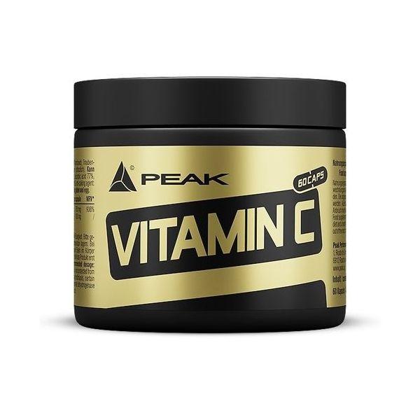 Vitamin c - 60 capsules Peak - 1