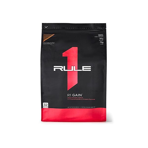 R1 gain - 4.5 kg Rule1 - 1