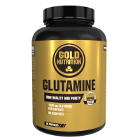 Glutamin 1000 - 90 Kapseln GoldNutrition - 1