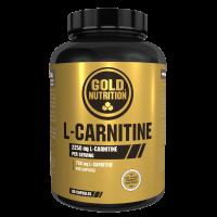 L-carnitina 750 - 60 caps GoldNutrition - 1