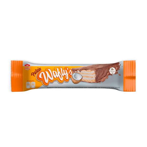Wafflys wafer protein bar - 35g MTX Nutrition - 2