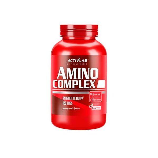 Amino complex - 120 tablets Activlab - 1