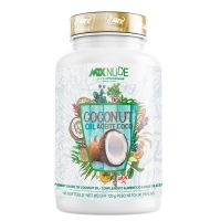 Coconut oil - 90 softgels MTX Nutrition - 1