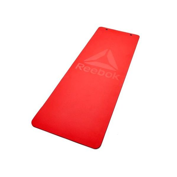 Red functional fitness mat Reebok - 1