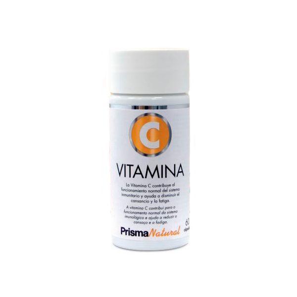 Vitamin c - 60 capsules Prisma Natural - 1