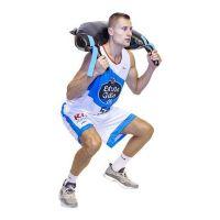 Shoulder training bag - 15kg Softee - 1