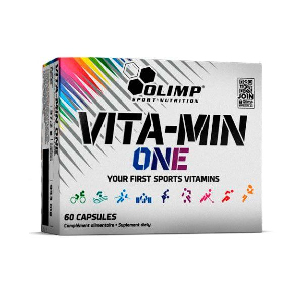 Vita-min one - 60 capsules Olimp Sport - 1