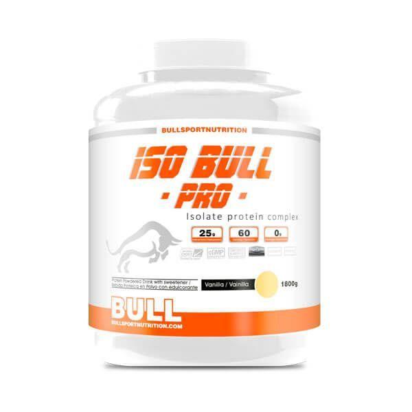 Iso bull pro - 1.8 kg Bull Sport Nutrition - 3