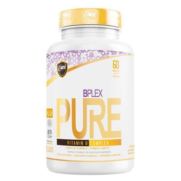 Bplex - 60 tablets MTX Nutrition - 1