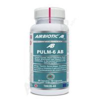 Pulm-6 ab - 60 capsules Airbiotic AB - 1